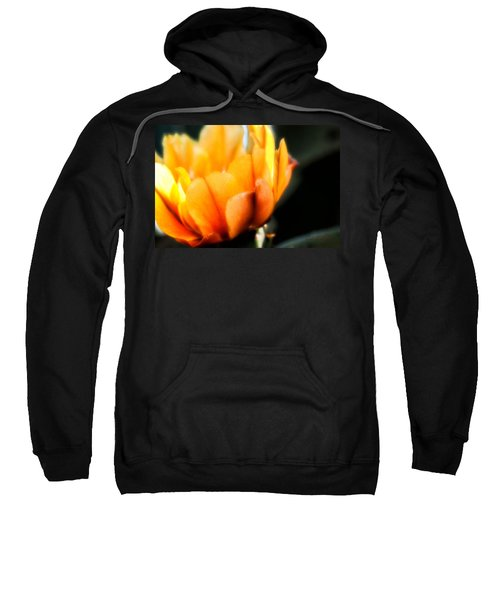 Prickly Pear Flower Sweatshirt