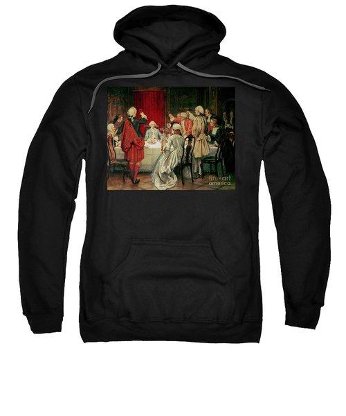 Prince Charles Edward Stuart In Edinburgh Sweatshirt