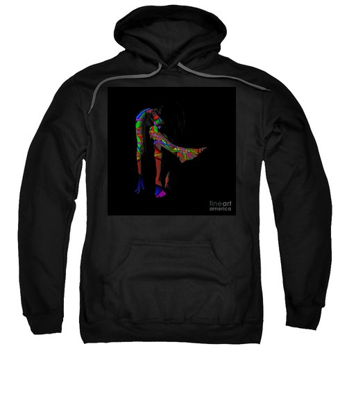 Projected Body Paint 2094973a Sweatshirt