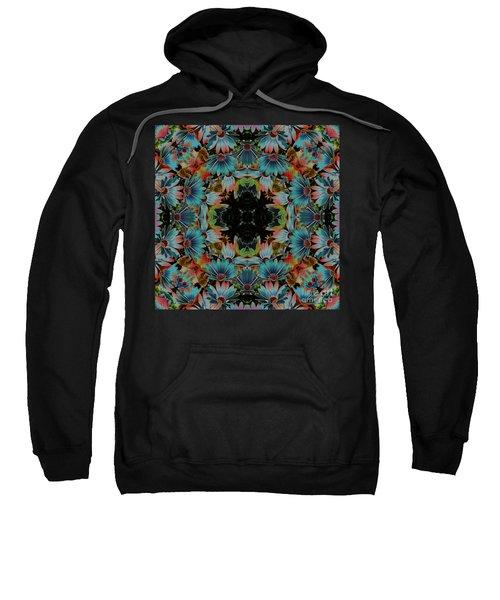 Psychedelic Daisies Sweatshirt