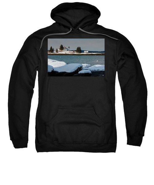 Pumpkin Island Lighthouse Sweatshirt
