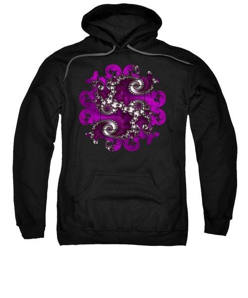 Purple Dragon Sweatshirt