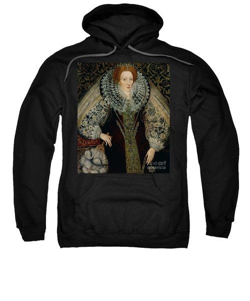 Queen Elizabeth I Sweatshirt by John the Younger Bettes