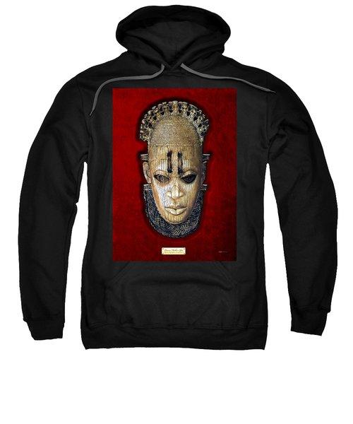 Queen Mother Idia - Ivory Hip Pendant Sweatshirt