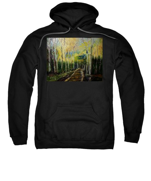 Quiet Place Sweatshirt