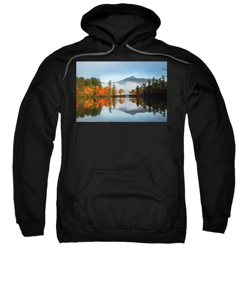Mount Chocorua Fall Reflection Sweatshirt