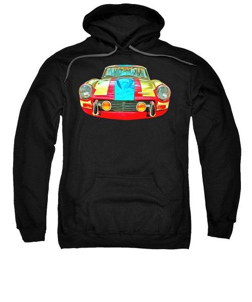 Race Car T-shirt Sweatshirt