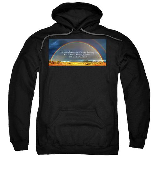 Martin Luther King - Justice Sweatshirt