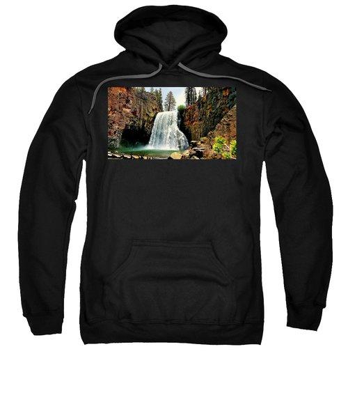 Rainbow Falls 8 Sweatshirt