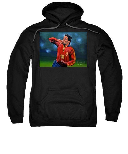 Raul Gonzalez Blanco Sweatshirt