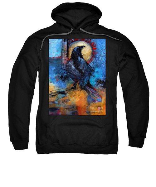 Raven Blue Sweatshirt