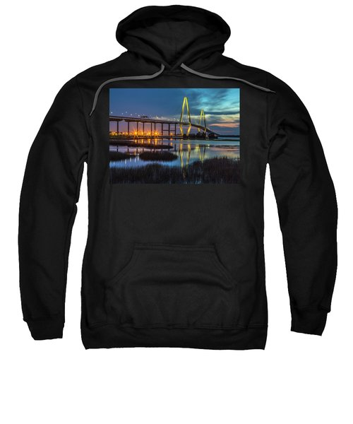 Ravenel Bridge Reflection Sweatshirt
