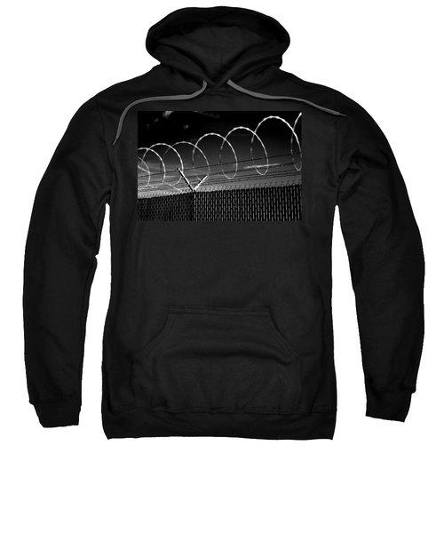 Razor Wire In The Sun Sweatshirt