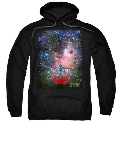 Rebel Princess Sweatshirt