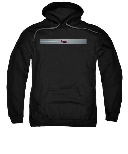 Red Arrow Straight - Teesside Airshow 2016 Sweatshirt
