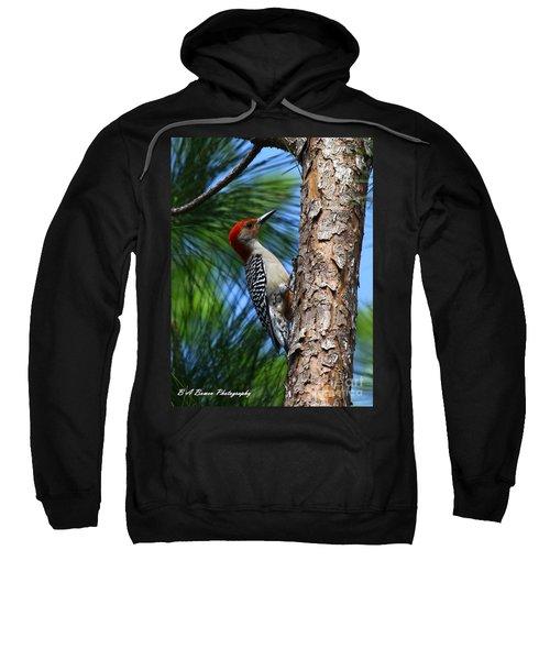 Red-bellied Woodpecker Sweatshirt