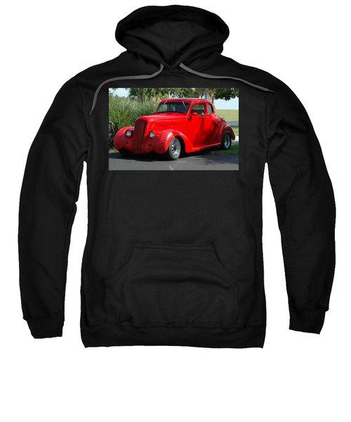 Red Car Sweatshirt