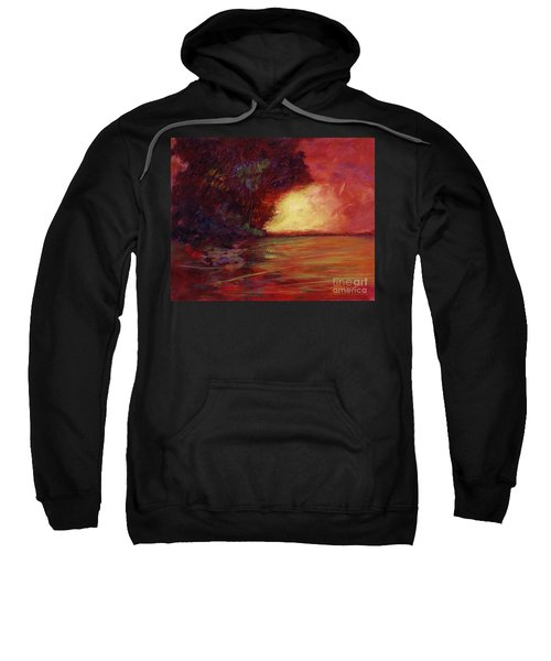 Red Dusk Sweatshirt