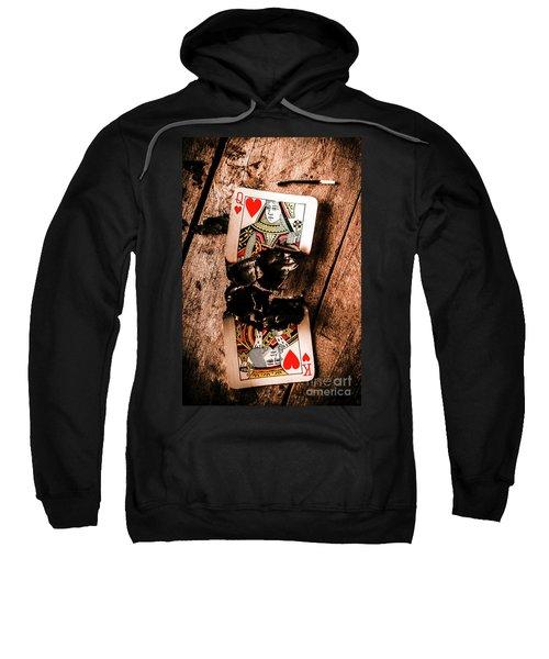 Red Hot Blackjack Sweatshirt