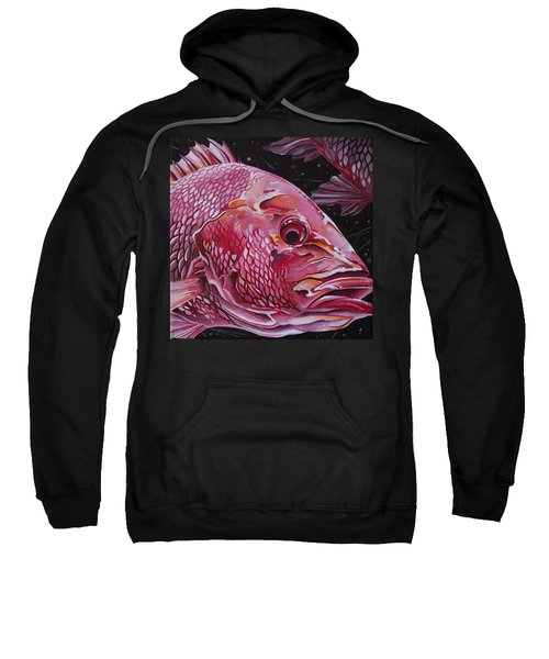 Red Snapper Sweatshirt
