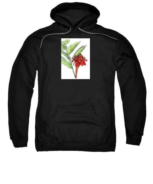 Red Torch Ginger Sweatshirt