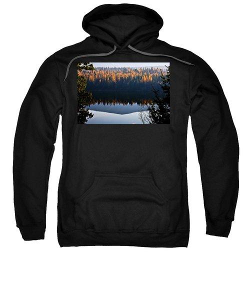 Reflecting On Autumn Sweatshirt