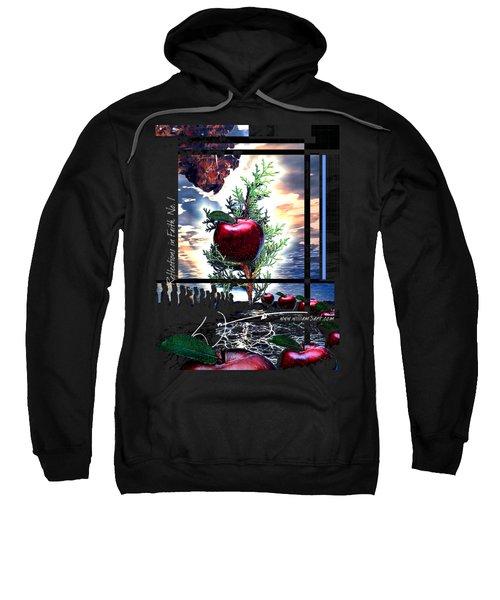 Reflections In Faith #1 Sweatshirt