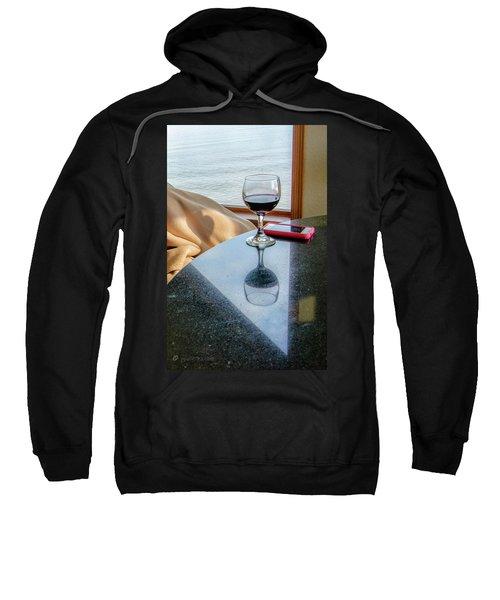 Reflections Lake Superior.... Sweatshirt