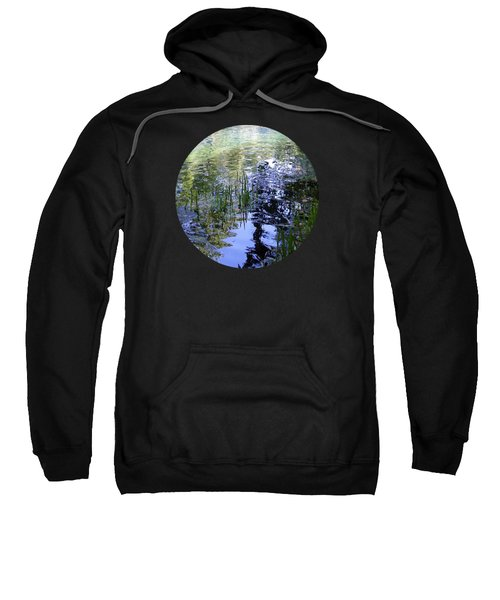 Reflections  Sweatshirt by Mary Wolf