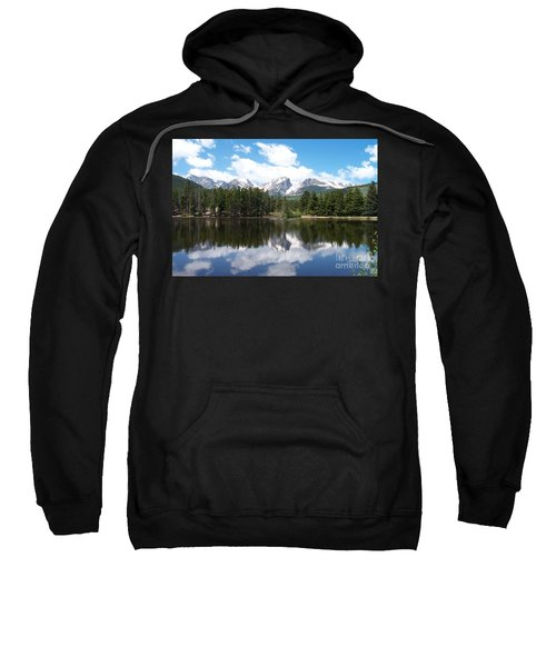 Reflections Of Sprague Lake Sweatshirt