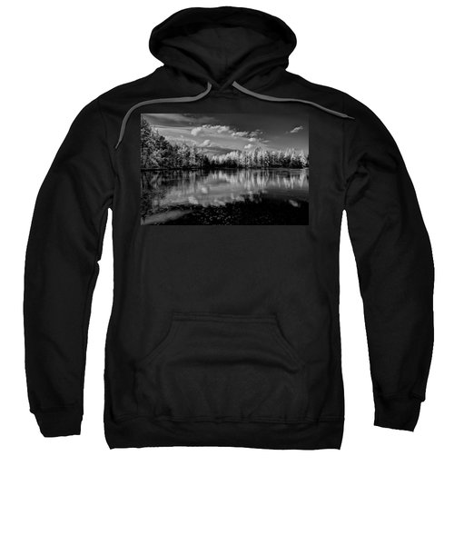 Reflections Of Tamaracks Sweatshirt