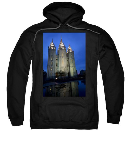 Reflective Temple Sweatshirt