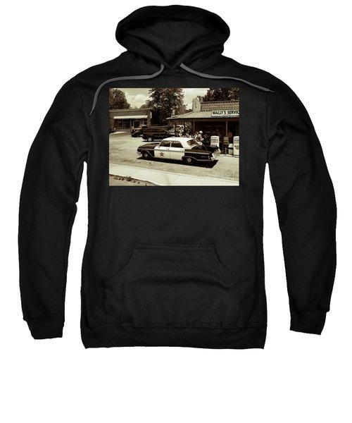 Reminder Of Times Past Sweatshirt