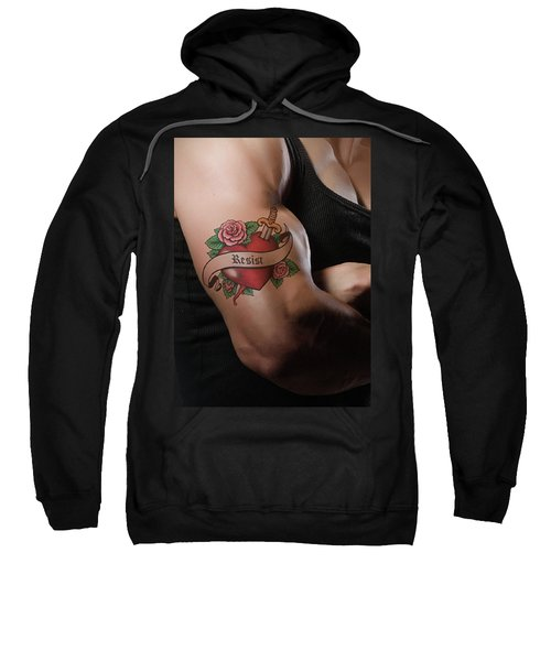 Resistance Tattoo Sweatshirt