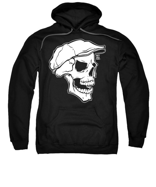 Retro Skull Sweatshirt