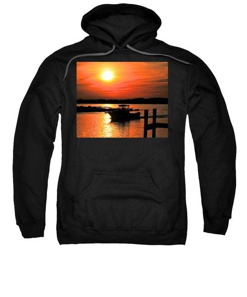 Return At Sunset Sweatshirt