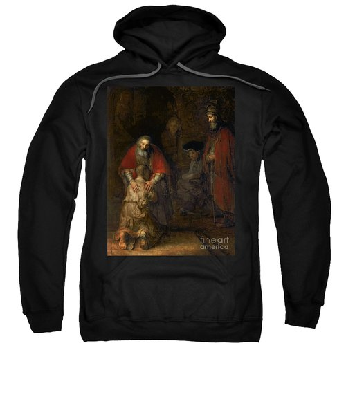 Return Of The Prodigal Son Sweatshirt