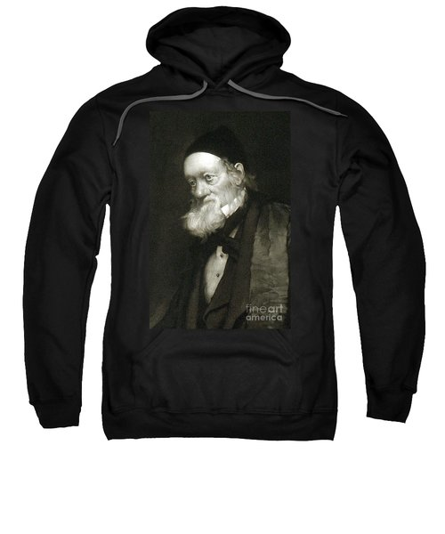 Richard Owen, English Paleontologist Sweatshirt