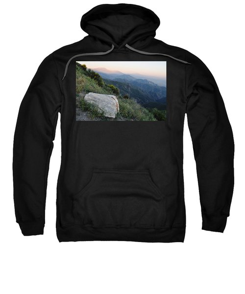Rim O' The World National Scenic Byway Sweatshirt
