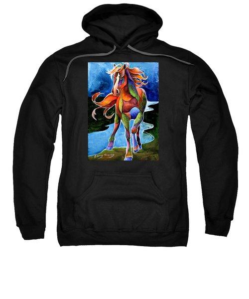 River Dance 1 Sweatshirt