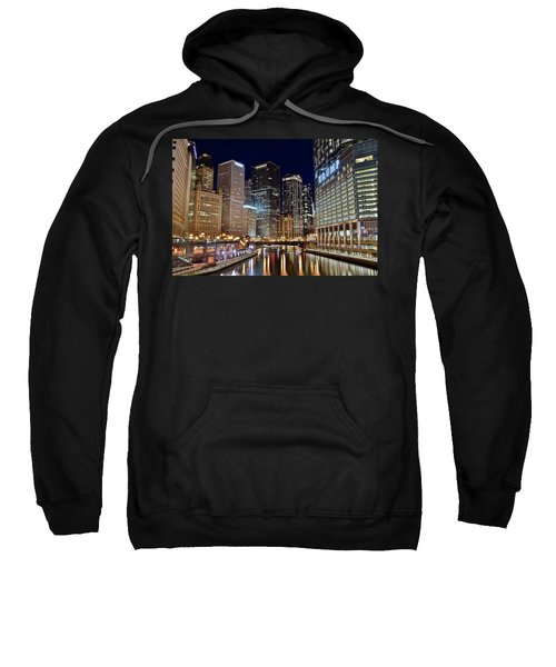 River View Of The Windy City Sweatshirt