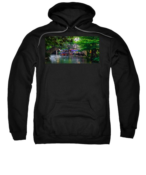 River Walk Dining Sweatshirt