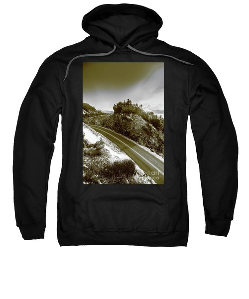 Roads Of High Dynamic Ranges Sweatshirt