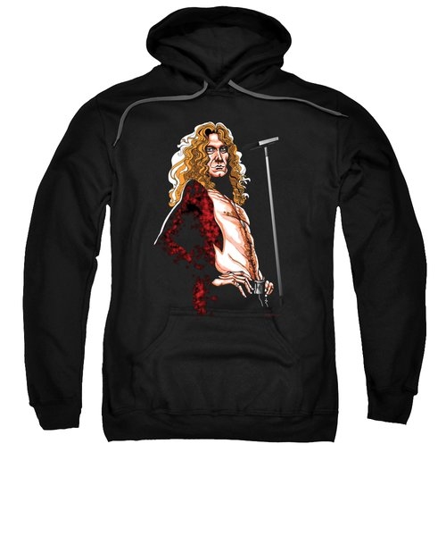 Robert Plant Of Led Zeppelin Sweatshirt
