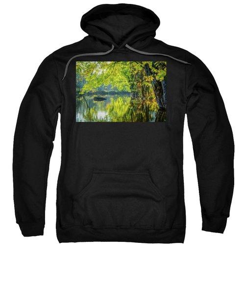 Rock At Sunrise Sweatshirt