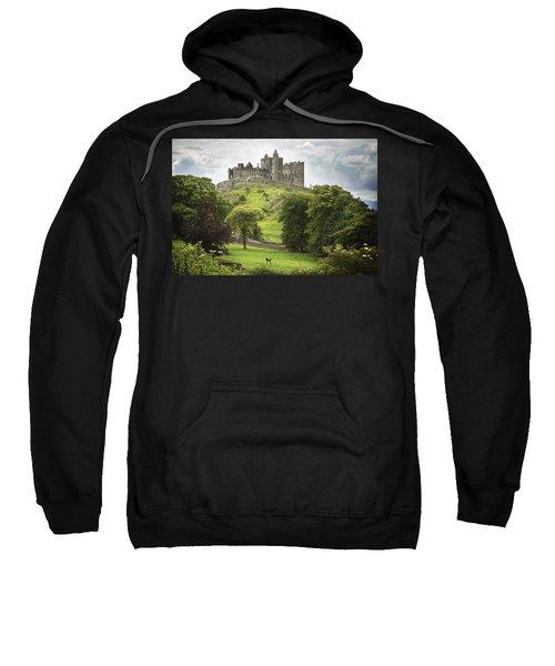 Rock Of Cashel Cashel County Tipperary Sweatshirt