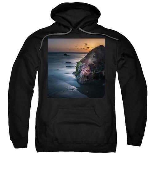 Rocks At Sunset Sweatshirt