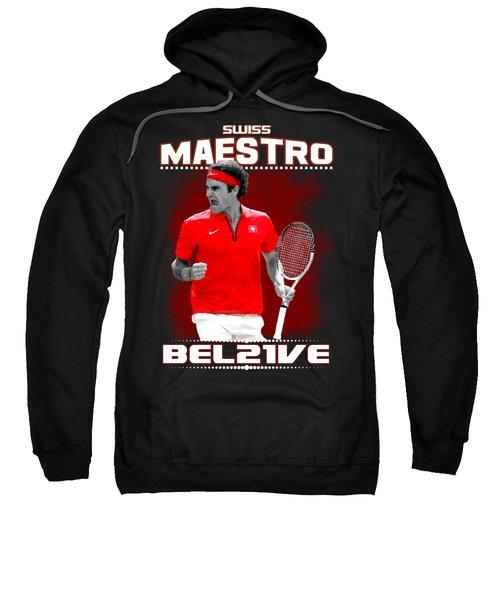 Roger Federer Maestro Sweatshirt