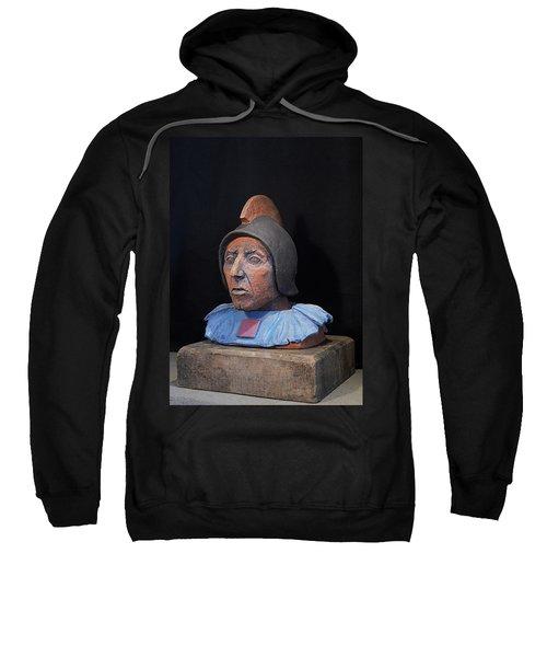 Roman Warrior Roemer - Roemer Nettersheim Eifel - Military Of Ancient Rome - Bust - Romeinen Sweatshirt