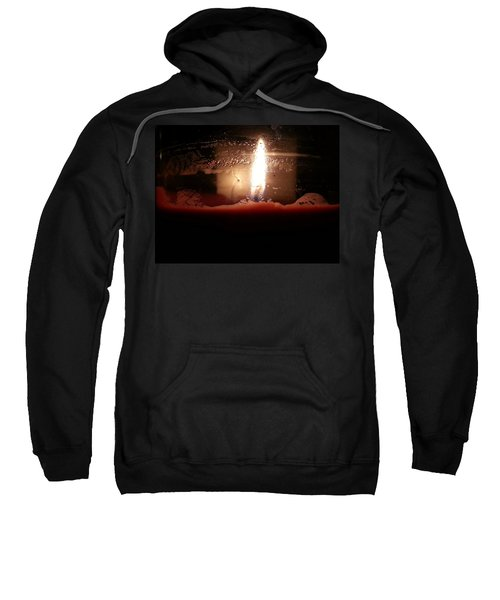 Romantic Candle Sweatshirt